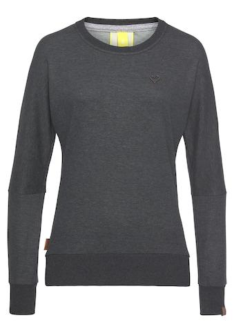 Alife & Kickin Sweatshirt »DarlaAK«, modischer Sweater mit Rundhalsausschnitt & breiten Bündchen kaufen