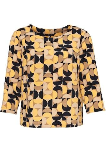 OPUS Shirtbluse »Falesha«, mit Kellerfalte im Rücken kaufen