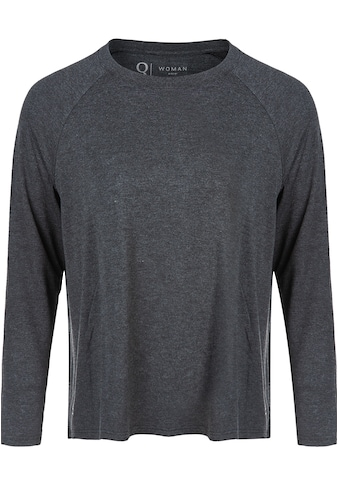 ENDURANCE Langarmshirt mit toller Atmungsaktivität »CIHERA MELANGE« kaufen