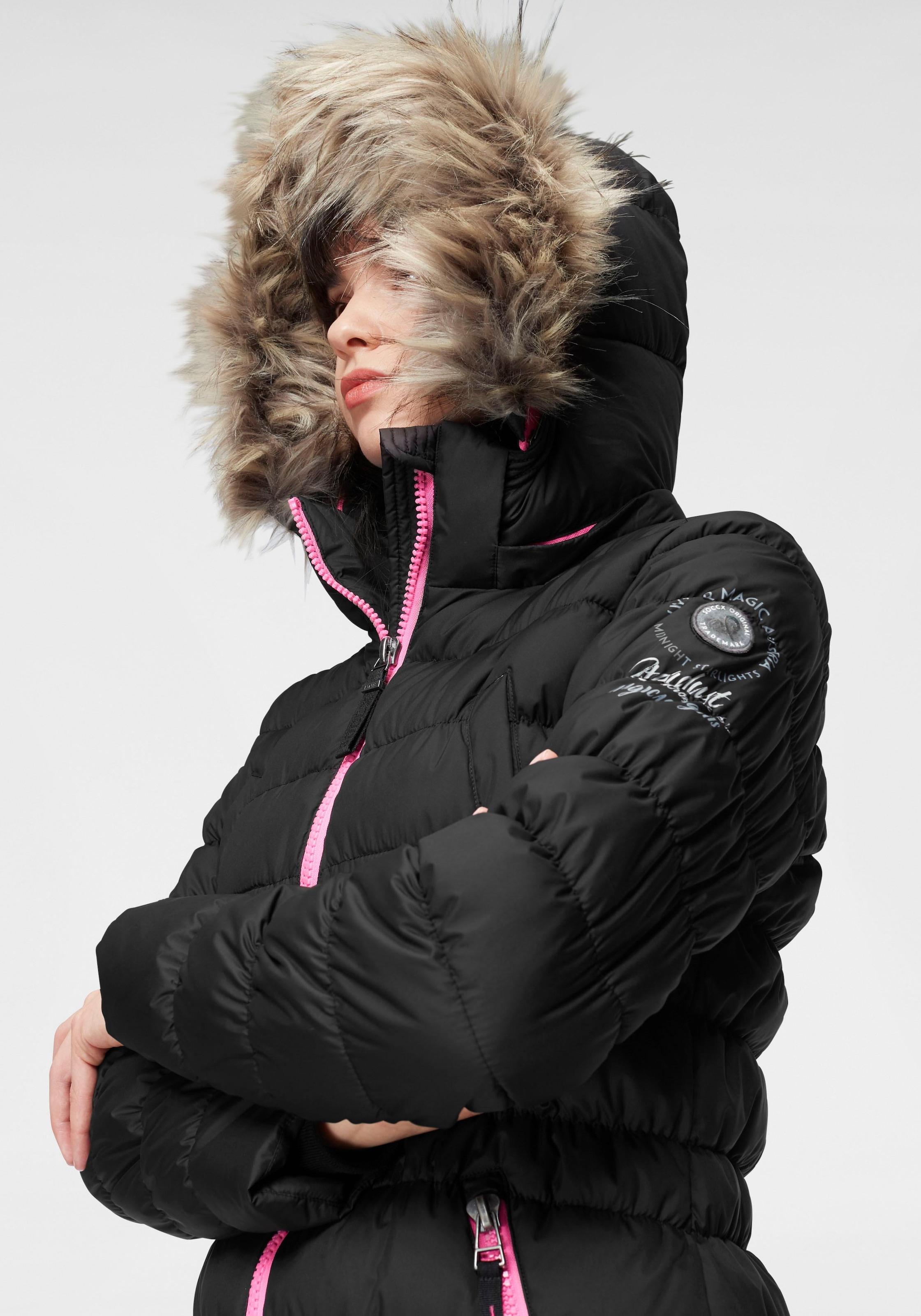 soccx steppjacke Sportliche Jacke in Daunenoptik