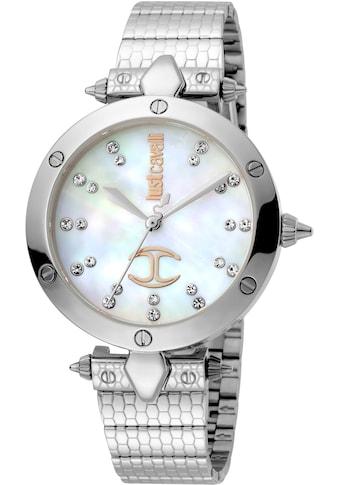 Just Cavalli Time Quarzuhr »Just Time, JC1L122M0055« kaufen
