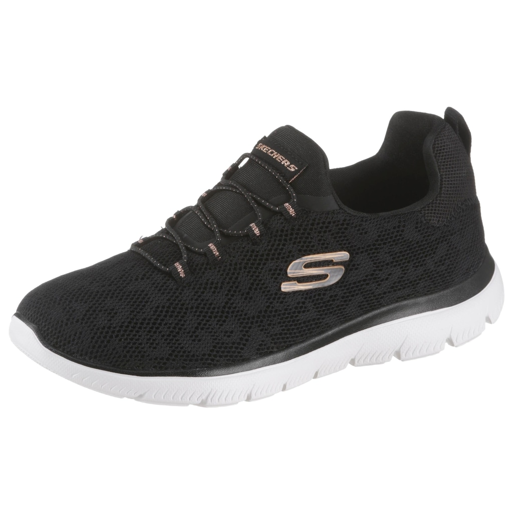 Skechers Slip-On Sneaker »Summits«, mit Memory Foam