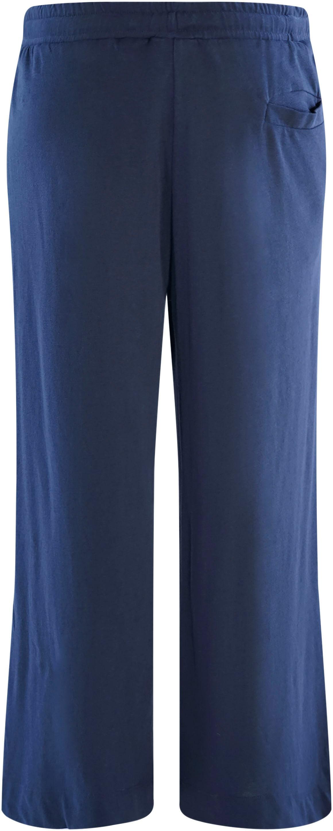 mazine -  Culotte Chilly, sommerliche Hose mit Seitentaschen