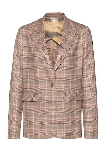 Herrlicher Blazer mit modischem Glencheck-Muster kaufen
