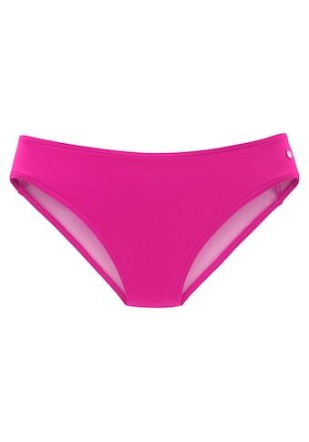 s.Oliver Beachwear Bikini-Hose »Spain«, unifarben kaufen