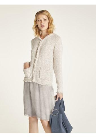 LINEA TESINI by Heine Sommerkleid, aus Seide kaufen