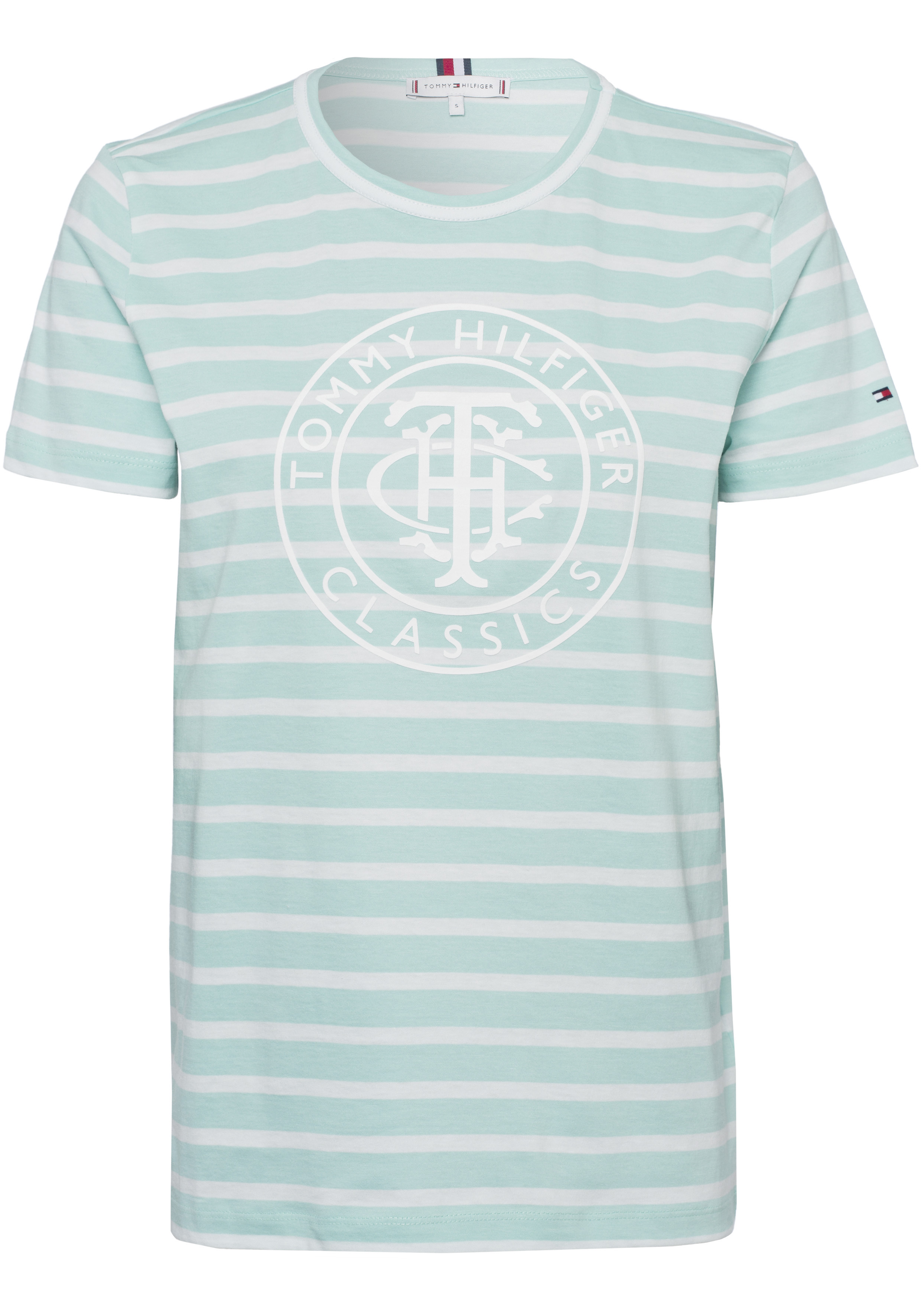 tommy hilfiger -  T-Shirt TH COOL ESS RELAXED GRAPHIC TEE