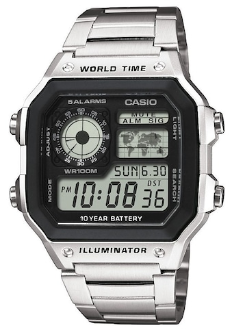 Casio Collection Chronograph »AE-1200WHD-1AVEF« kaufen
