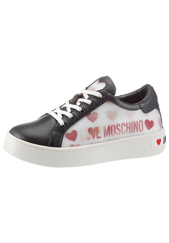 LOVE MOSCHINO Plateausneaker kaufen