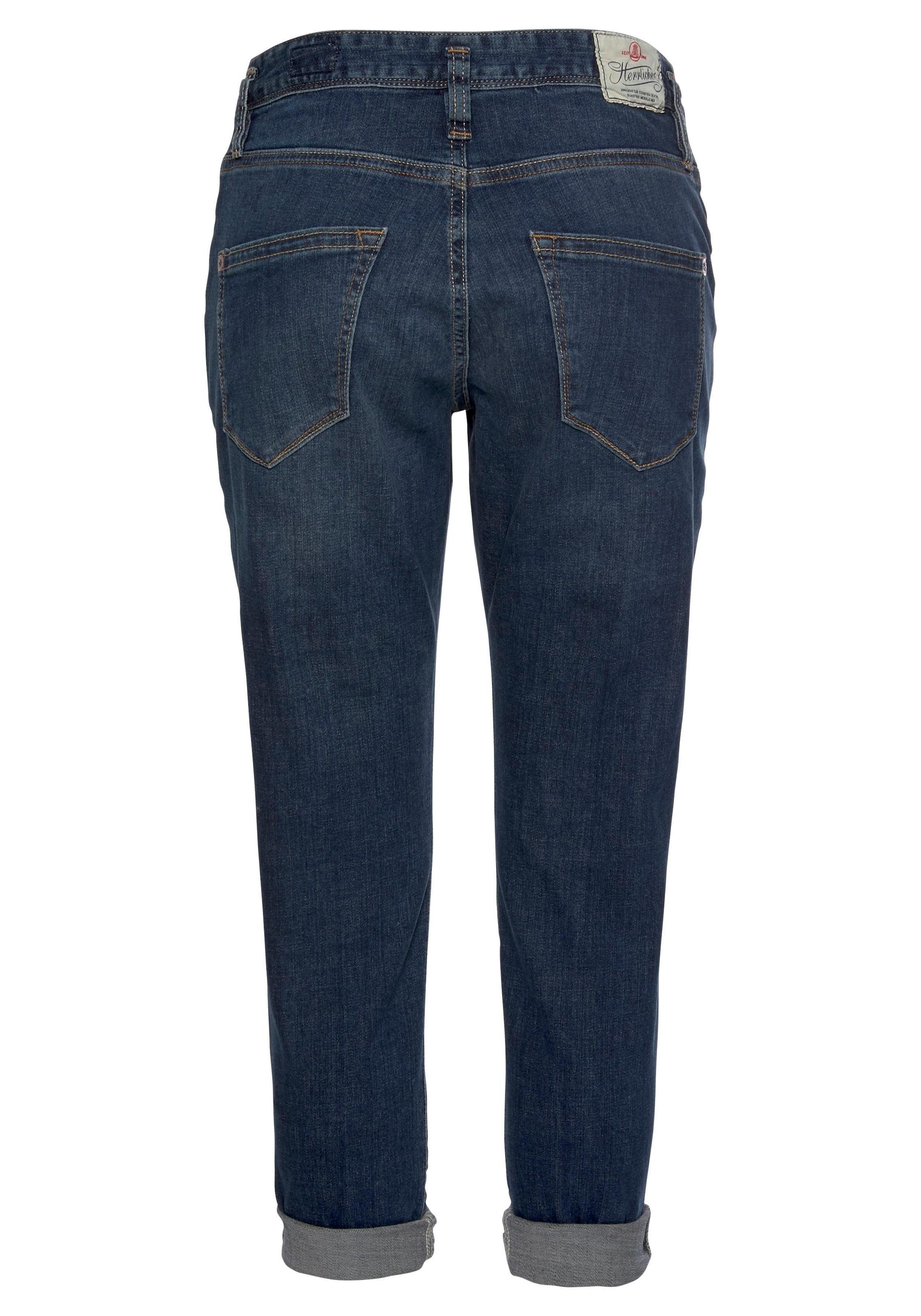 Herrlicher Boyfriend Jeans »SHYRA CROPPED«