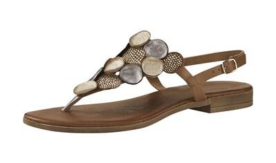 Sandalette mit Zehensteg kaufen