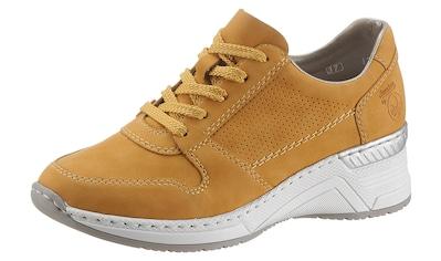 Rieker Wedgesneaker, mit herausnehmbarer Ledereinlage kaufen