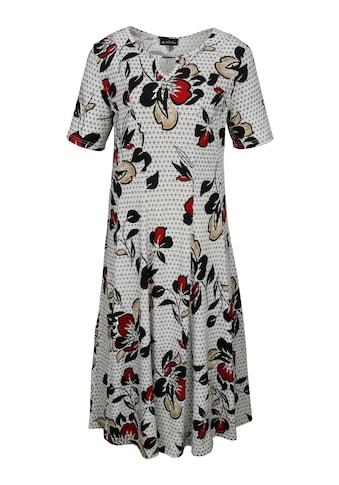 m. collection Kleid in leicht schwingender Bahnenform kaufen