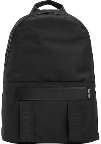 Calvin Klein Cityrucksack »NASTRO LOGO BACKPACK« kaufen