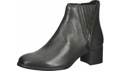 MARCO TOZZI Stiefelette »Leder/Textil« kaufen