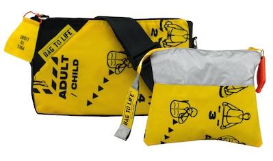 Bag to Life Umhängetasche »Follow me Bundle«, mit kleinem Etui, aus recyceltem Material kaufen