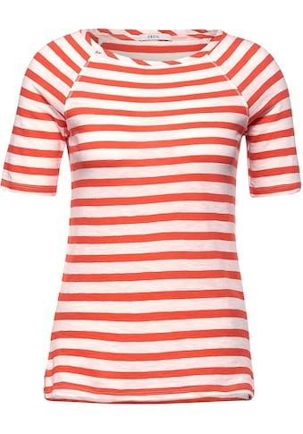 Cecil T-Shirt, im angesagten Streifenmuster kaufen