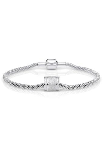 Bering Bead-Armband-Set »Fantastic-180, 200«, (Set, 2 tlg.), mit Zirkonia kaufen