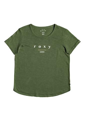 Roxy T-Shirt »Oceanholic« kaufen
