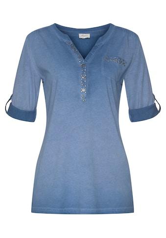 Boysen's Longshirt, im Used Look kaufen