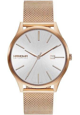 Hanowa Schweizer Uhr »PURE, 16-3075.09.001« kaufen