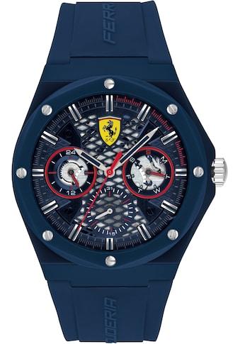 Scuderia Ferrari Multifunktionsuhr »Aspire, 0830788« kaufen