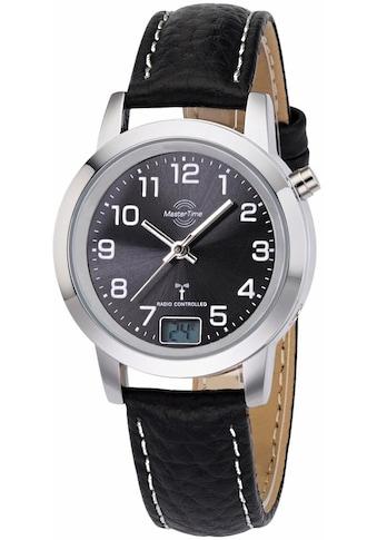 MASTER TIME Funkuhr »MTLA-10577-24L« kaufen