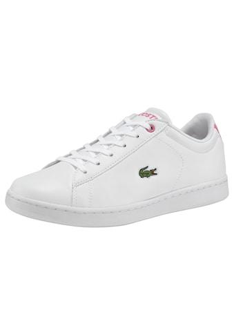 Lacoste Sneaker »CARNABY EVO BL 2 SUJ« kaufen