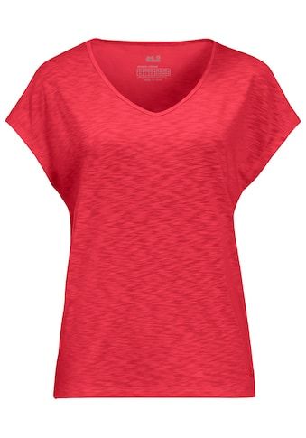Jack Wolfskin V-Shirt »TRAVEL T W« kaufen