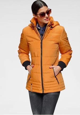 ALPENBLITZ Steppjacke »Flockenwirbel«, moderne Winterjacke mit abnehmbarer Kapuze kaufen