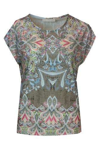 bianca Print-Shirt »JULIE«, mit aufregendem Mustermix in trendstarken Farben kaufen