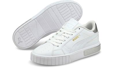 PUMA Sneaker »Cali Star Metallic Jr« kaufen