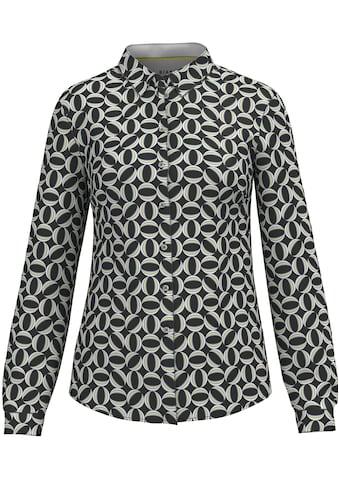 bianca Hemdbluse »DALIN«, mit stylischem Muster und Farbakzenten kaufen