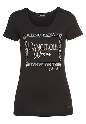 Bruno Banani T-Shirt, mit Logo-Print kaufen