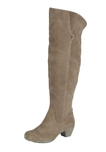 Stiefel mit Ziernähte kaufen