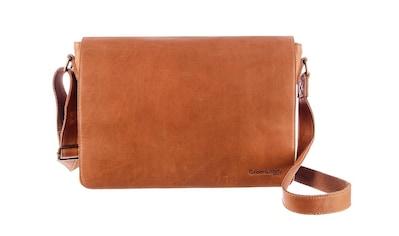 GreenLand Nature Messenger Bag, mit RFID-Technologie kaufen