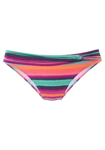 LASCANA Bikini - Hose »Rainbow« kaufen