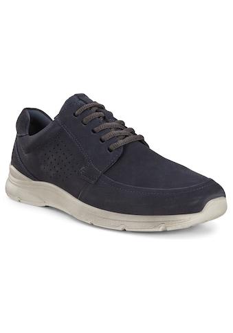 Ecco Sneaker »Irving«, mit dezenter Perforation kaufen