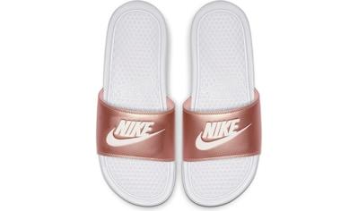 Nike Sportswear Badepantolette »Wmns Benassi Just Do It« kaufen