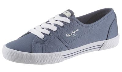 Pepe Jeans Sneaker »Aberlady Eco«, im schlichten Design kaufen