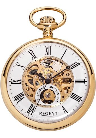 Regent Taschenuhr »P558« (Set, 2 tlg.) kaufen