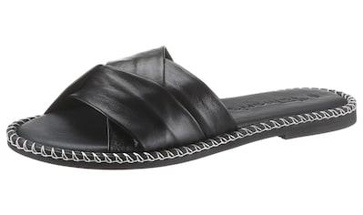 Tamaris Pantolette »TOLLIA«, mit schöner Kreuzbandage kaufen