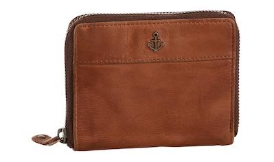HARBOUR 2nd Geldbörse, aus Leder im praktischem Format kaufen