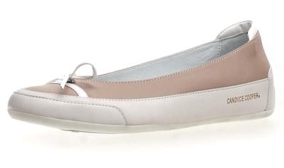 Candice Cooper Ballerina »LILLY«, mit süßer Zierschleife kaufen