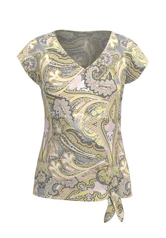 bianca Print-Shirt »EDIRA«, im angesagten Paisley-Print mit Knotendetail kaufen