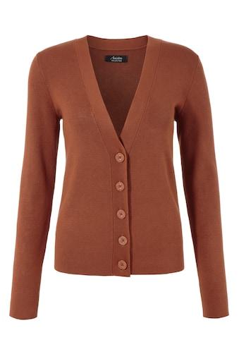 Aniston SELECTED Cardigan, mit Knopfverschluss - NEUE KOLLEKTION kaufen