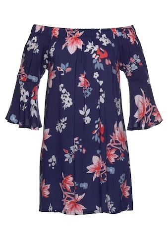 Beachtime Blusenkleid, aus gewebter Viskose kaufen