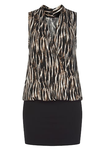 Vivance Minikleid, mit bedrucktem Oberteil kaufen