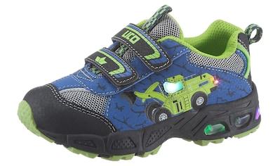 Lico Sneaker »Blinkschuh Loader V Blinky«, mit herausnehmbarer Innensohle kaufen
