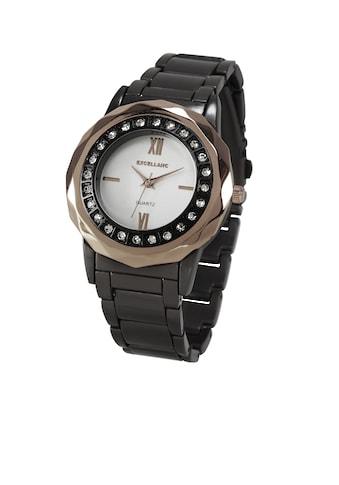 Armbanduhr mit Schmucksteinchen kaufen